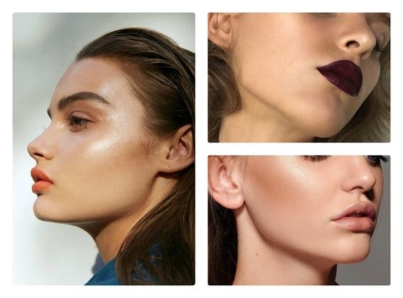 trucos de maquillaje para adelgazar el rostro 7