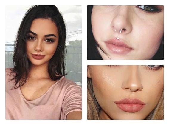 trucos de maquillaje para adelgazar el rostro 8