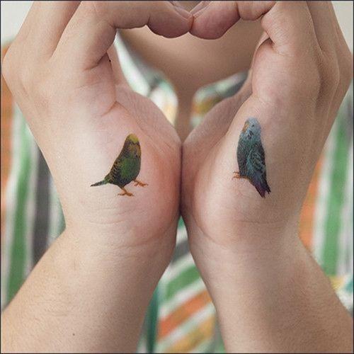 tatuajes de animales para parejas 1