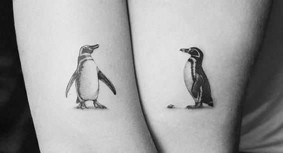 tatuajes de animales para parejas 9