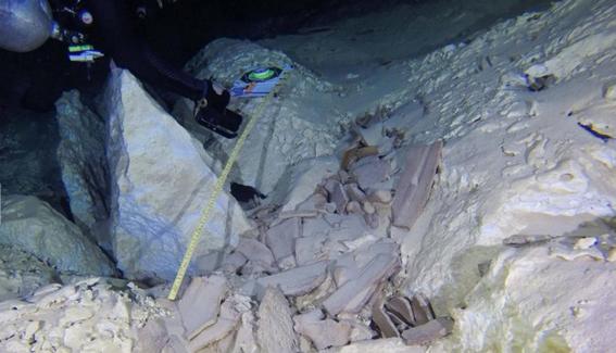 descubrimientos en cueva sac actun 2