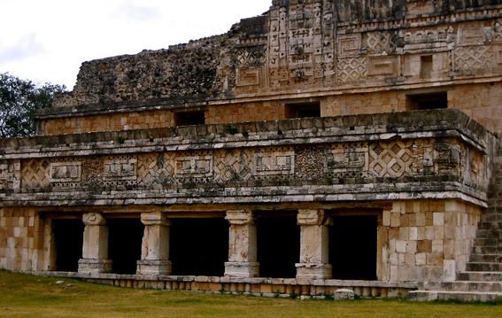 lluvia acida pone en peligro al patrimonio maya 3