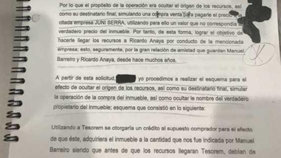 anaya acusado de compra ilegal de inmbueble 1
