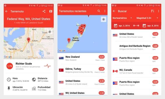 aplicaciones para detectar temblores 7