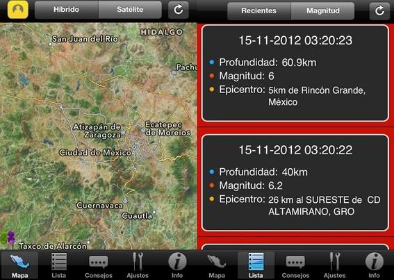 aplicaciones para detectar temblores 8