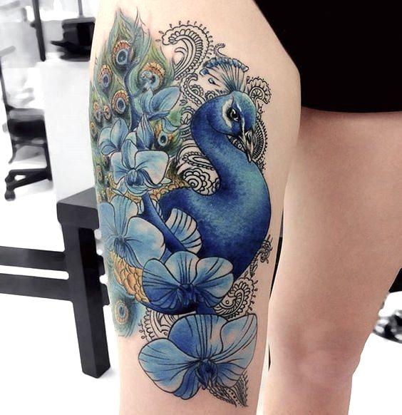 tatuajes de aves 8