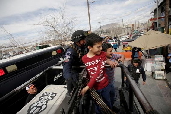 informe anual 2017 de amnistia internacional mexico 4