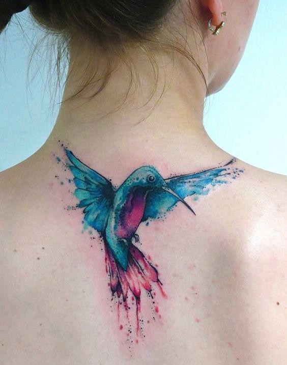 tatuajes de aves 9