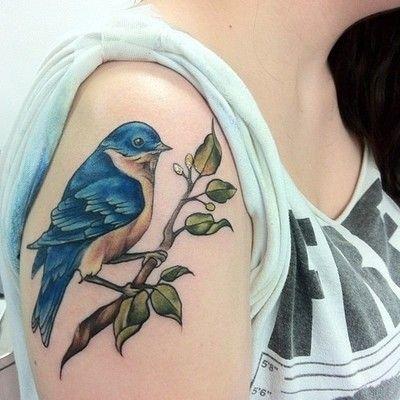 tatuajes de aves 14