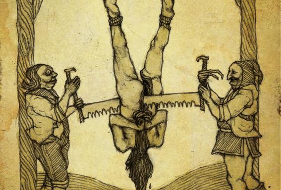 Como torturar a un hombre sexualmente