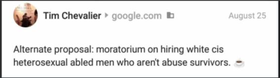 despiden a ingeniero de google 2
