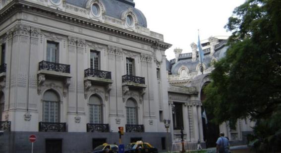 decomisan cocaina en embajada rusa en argentina 1