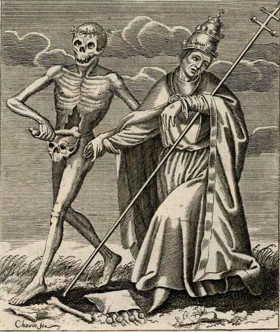 representaciones de la muerte en la pintura 4
