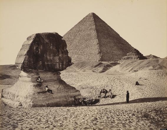5 misterios que ocultan las pirámides del Antiguo Egipto