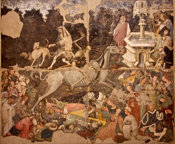 representaciones de la muerte en la pintura 6