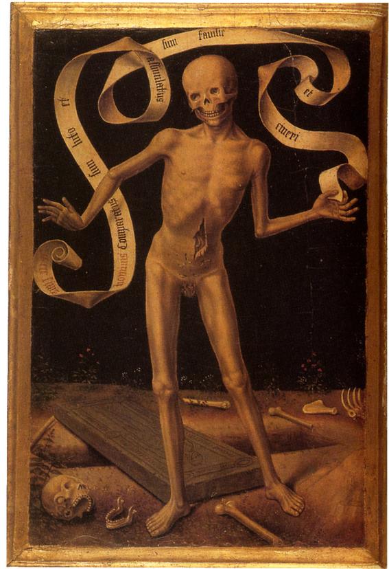 representaciones de la muerte en la pintura 7