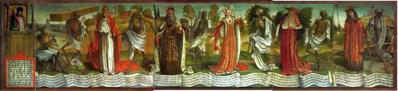 representaciones de la muerte en la pintura 9