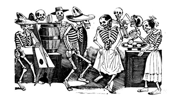 representaciones de la muerte en la pintura 10
