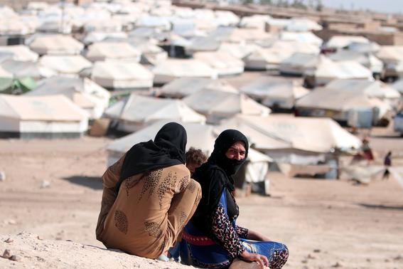 mujeres violadas en siria a cambio de ayuda humanitaria 1