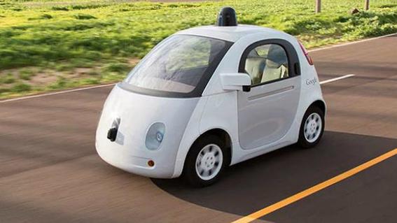 autos sin conductor seran probados en california 1