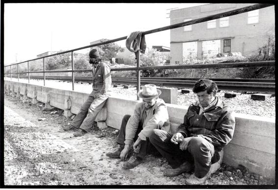fotografias de john freesobre vagabundos en eu 3