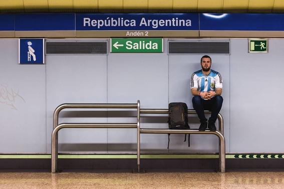 fotografias del metro de madrid 3