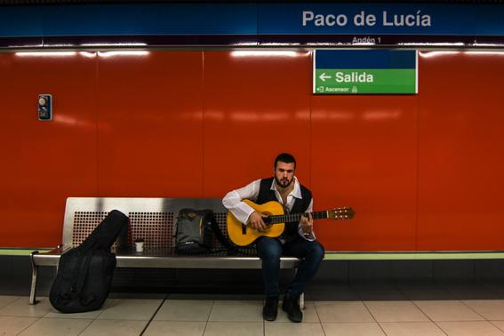 fotografias del metro de madrid 4