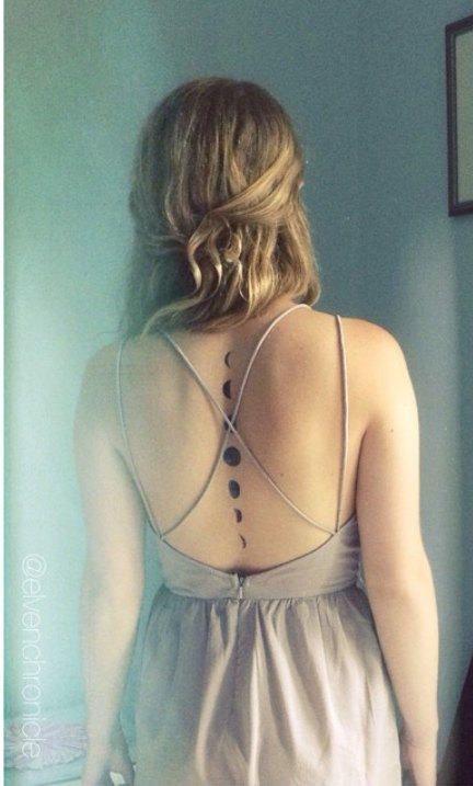 tatuajes de lunas 4