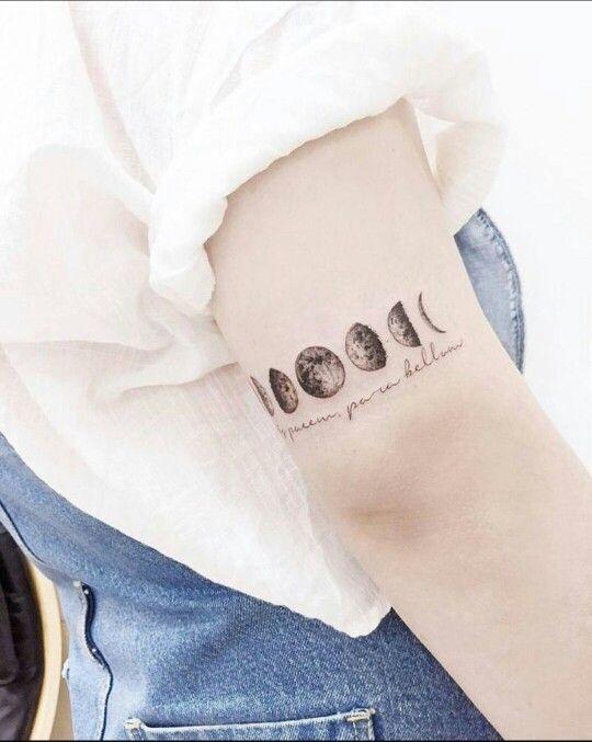 tatuajes de lunas 13