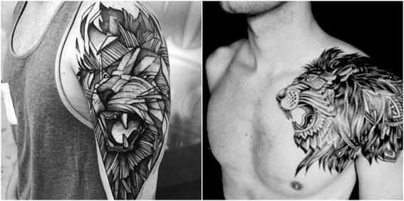 disenos de tatuajes de animales 7