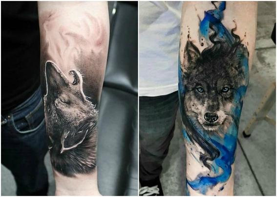 disenos de tatuajes de animales 8