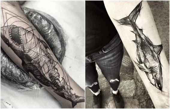 disenos de tatuajes de animales 12