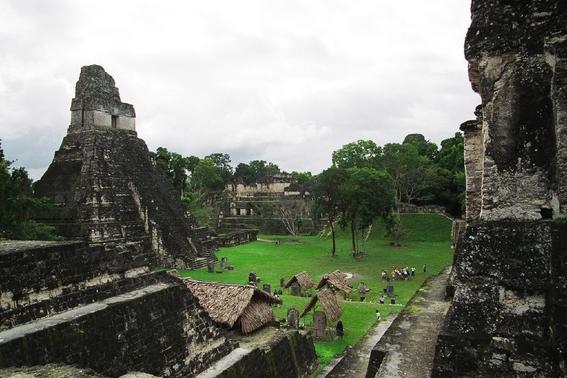 estructuras mayas en guatemala 1