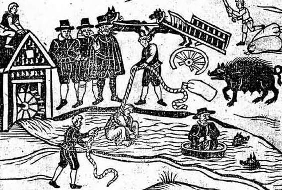 painful medieval punishments inquisition 8