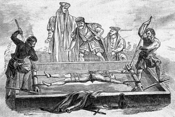 painful medieval punishments inquisition 4