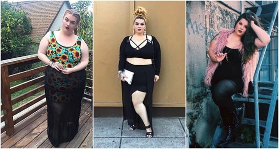 modelos plus size en instagram 4