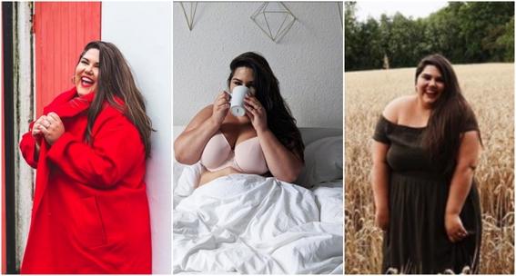 modelos plus size en instagram 5
