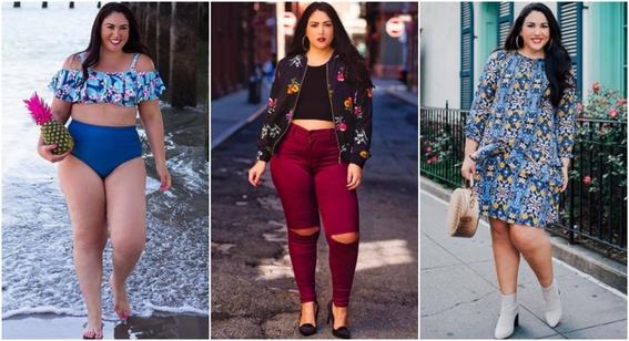 modelos plus size en instagram 9