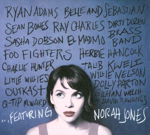 norah jones album featuring 3