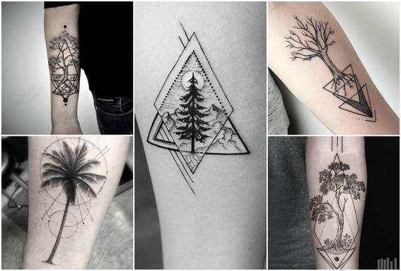 tatuajes geometricos 2