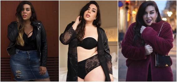 modelos plus size en instagram 12