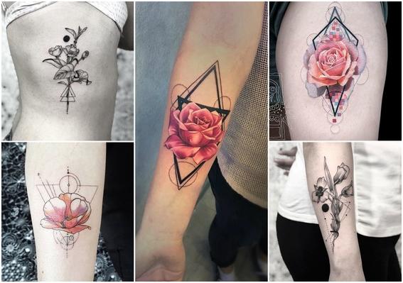 tatuajes geometricos 10