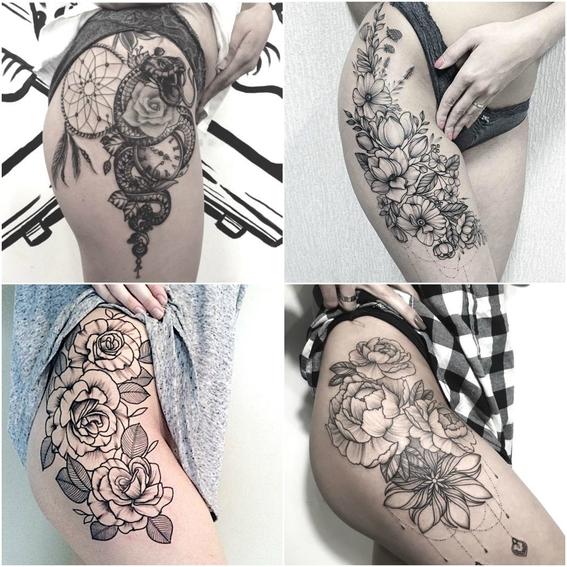 tatuajes para tapar estrias 3