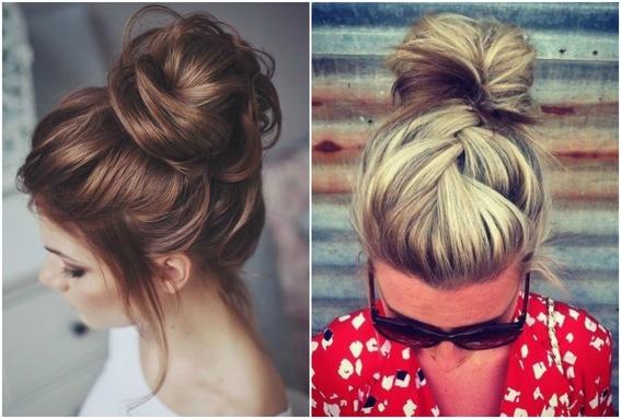 peinados para cabello lacio 3