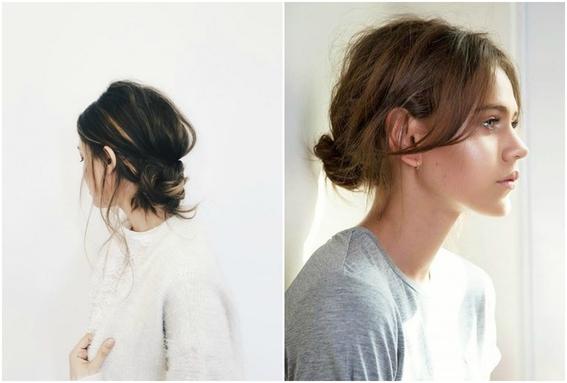 peinados para cabello lacio 5