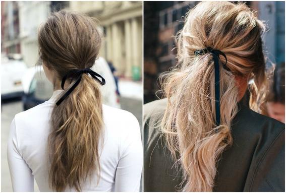 peinados para cabello lacio 6