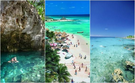 playas en cozumel 2