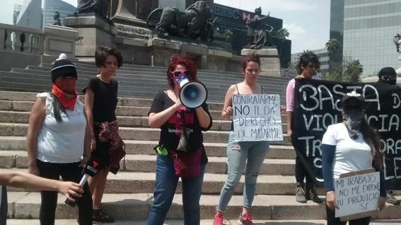 exigen trabajadoras sexuales justicia por feminicidios en mexico 2