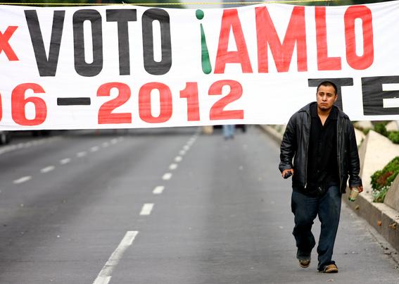 amlo dice que no hara a mexico como venezuela 1