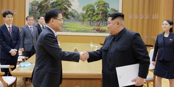 corea del norte dispuesta al desarme nuclear 1
